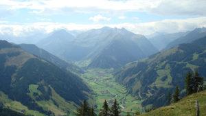 Aussicht auf Berge