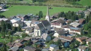 Kirche von Rauris
